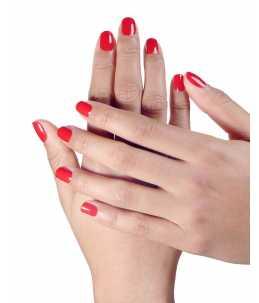 Gel unghie Rosso regalo san valentino