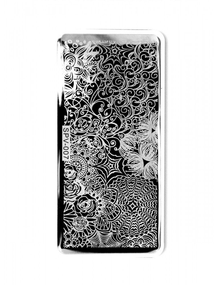 Exotic Stamping Plate