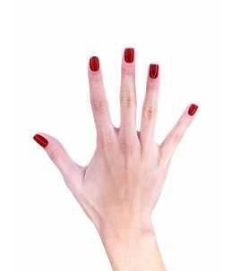 regalo san valentino Gel unghie rosso Olimpo