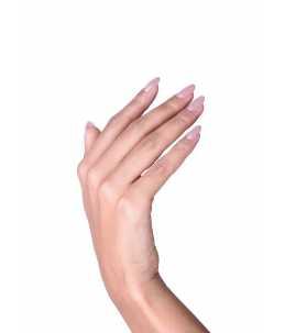 manicure semipermanente color rosa