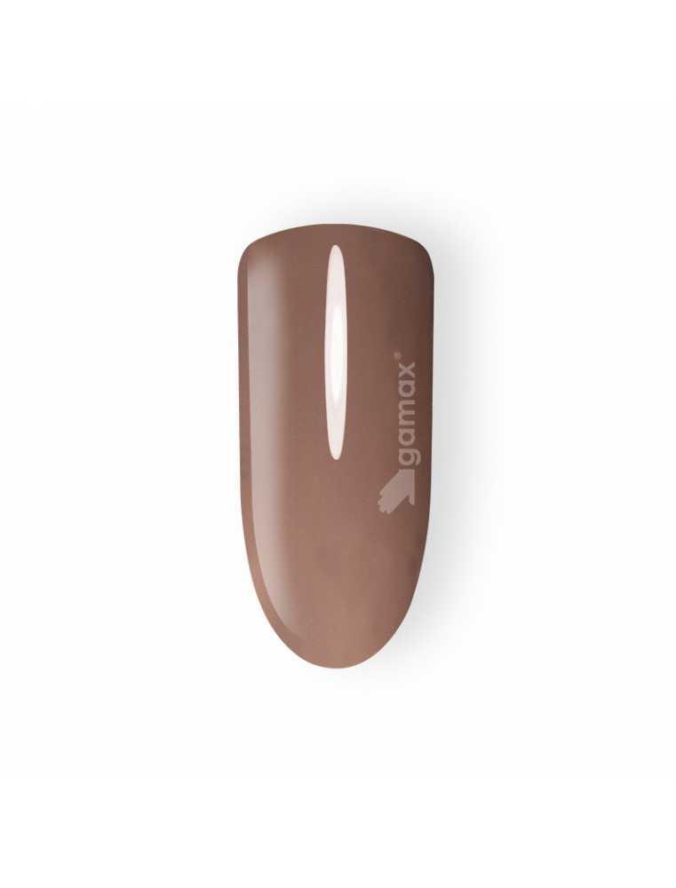 smalto semipermanente unghie marrone
