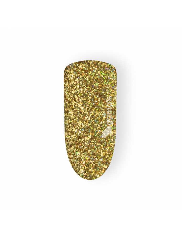 Glitter Unghie oro