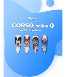 Corso Nail Art Cartoon