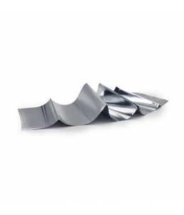 art foil unghie argento