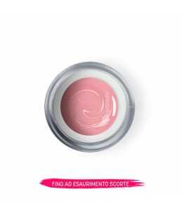 gel coprente ricostruzione rosa