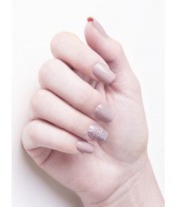 gel professionale unghie rosa tenue