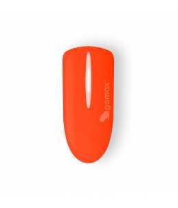 smalto unghie arancione neon