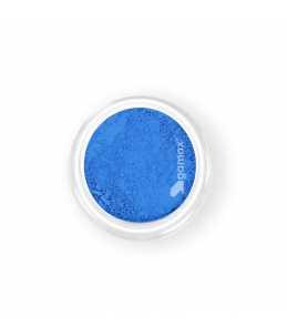 pigmento per nail art blu neon