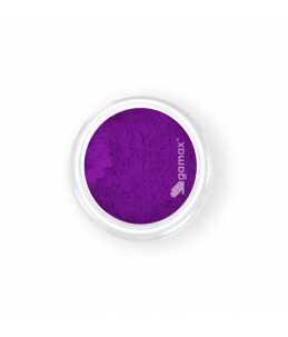 pigmento in polvere per unghie viola neon