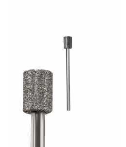 fresa cilindrica diamante punta piatta