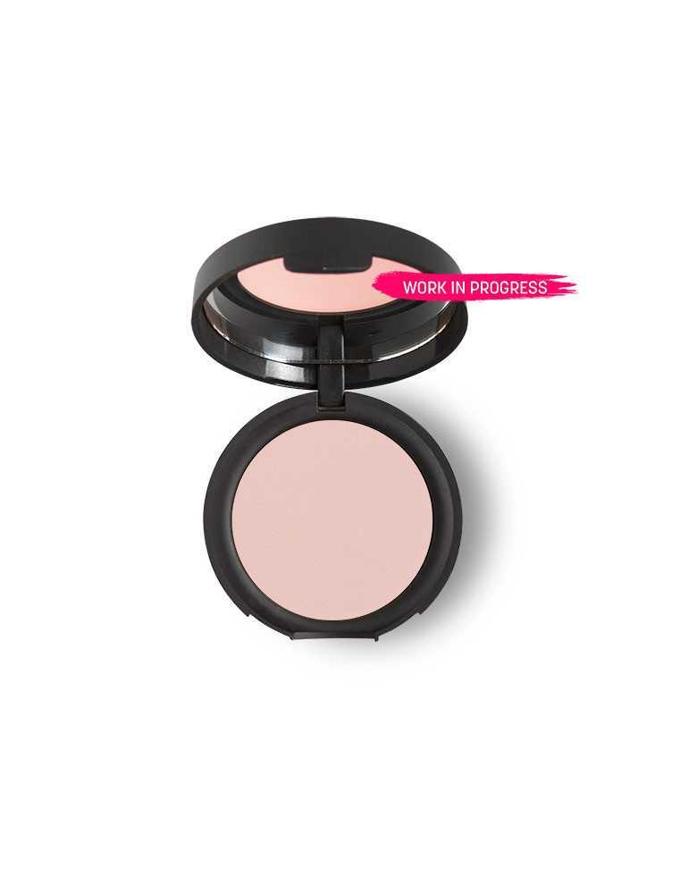 cofanetto illuminante viso rosa