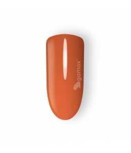 smalto semipermanente unghie arancio