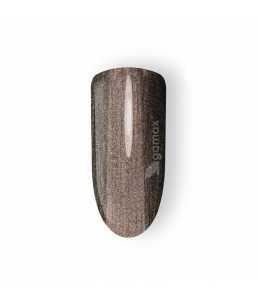 smalto semipermanente unghie bronzo metallizzato tip