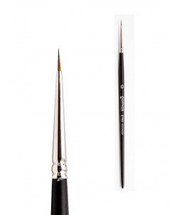 pennello kolinsky per micropittura unghie