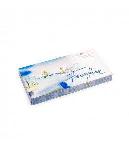confezione box acquerelli per unghie