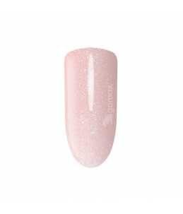 base per smalti semipermanenti rosa glitter