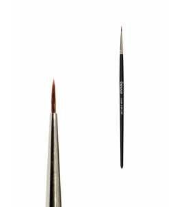 pennello per nail art unghie con punta fine