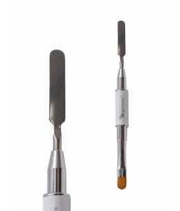 pennello per ricostruzioni in gel, acrilico o acrygel