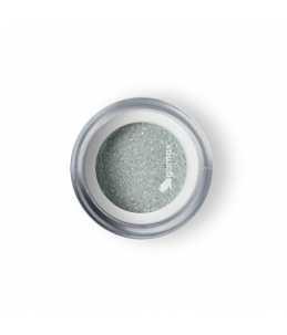 Polvere Acrilica Argento Glitter